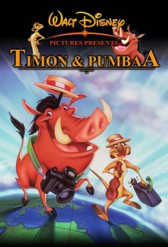 Timon and Pumbaa 1995 tv episodes poster