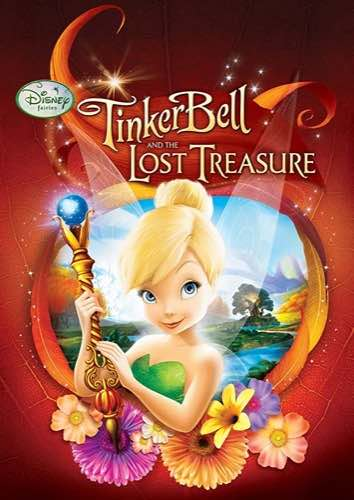 Tinker Bell and the Lost Treasure 2009 movie poster