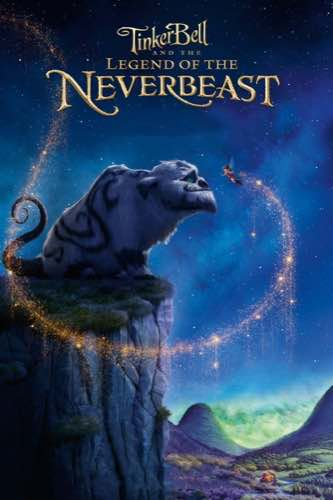 Tinker Bell and the Legend of the Neverbeast 2014 movie poster