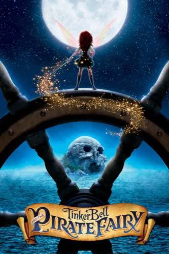 Tinker Bell and the Pirate Fairy 2014 movie poster