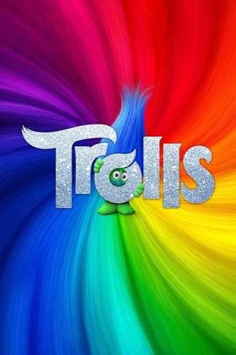 Trolls 2016 movie poster