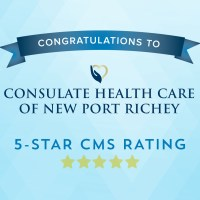 Consulate Health Care of New Port Richey Achieves a 5-Star CMS Rating