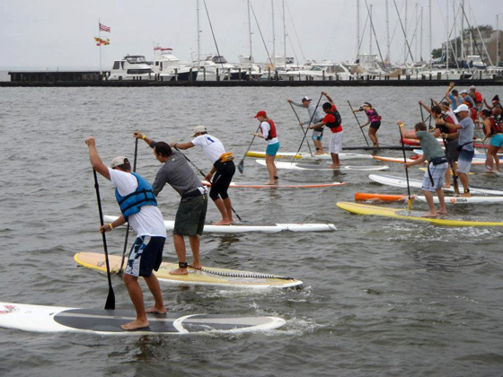Stand Up Paddling 10 Tips For Fun And Fitness