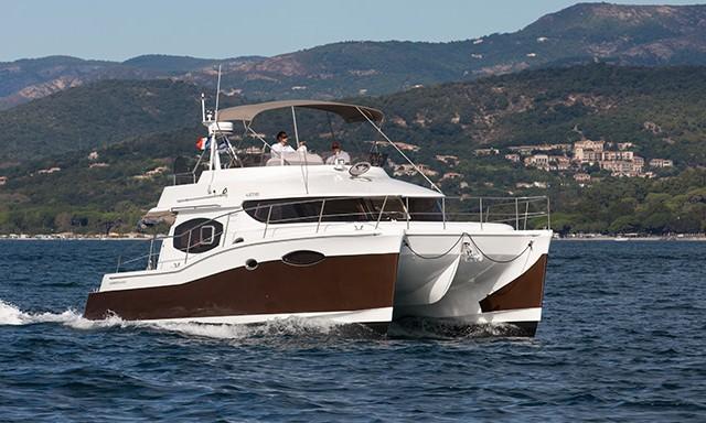 Fountaine Pajot Summerland 40 Trawler And Catamaran In