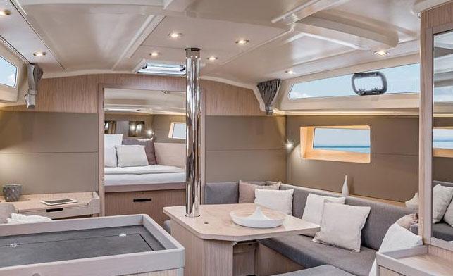 Beneteau Oceanis 411 Sailing Towards Perfection