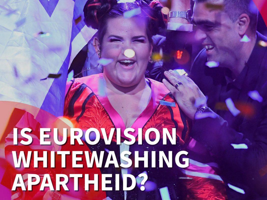 Is Eurovision Whitewashing Apartheid?