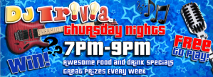 DJ Trivia @ Features Sports Bar & Grill