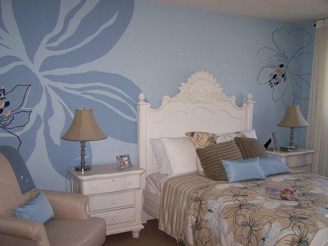 Stencilling, Hand Painted, Bespoke, Interior Design