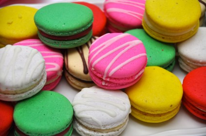 The best macarons!