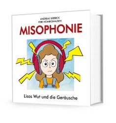 Cover Misophonie - Lisas Wut und die Geräusche