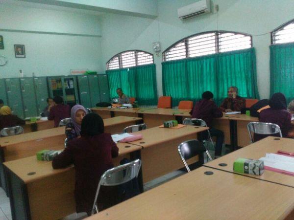 36 Mahasiswa Jurusan Ekonomi Islam mengikuti Ujian Komprehensif