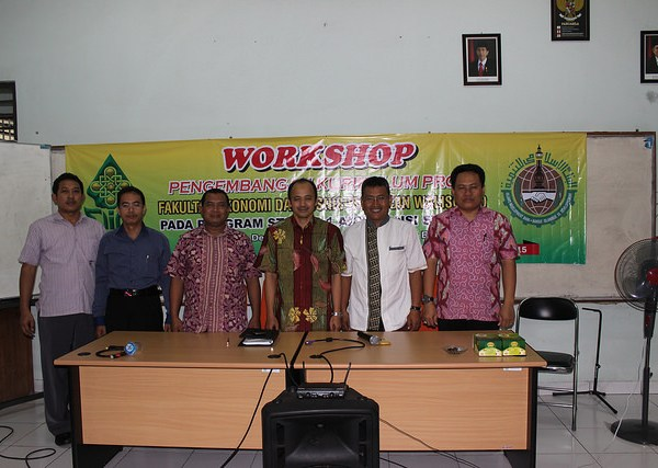 Workshop Kurikulum IV