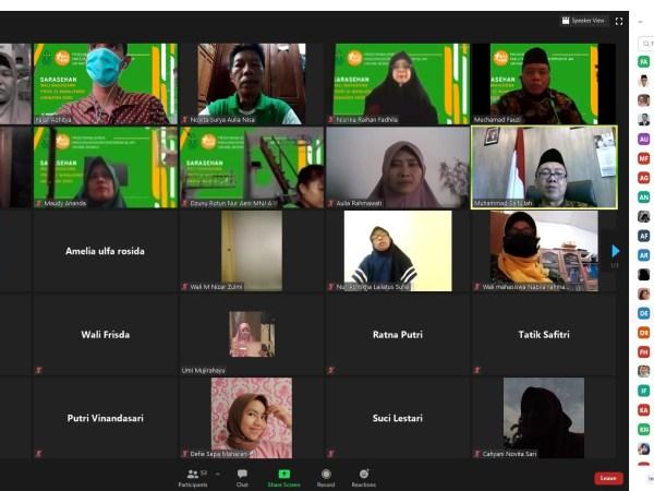 Prodi Manajemen FEBI UIN Walisongo Semarang Selenggarakan Sarasehan Wali Mahasiswa