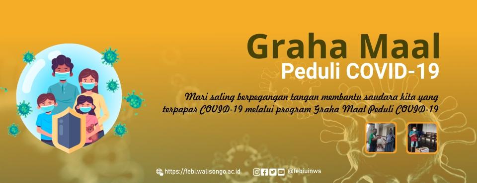 Graha Maal Peduli COVID-19