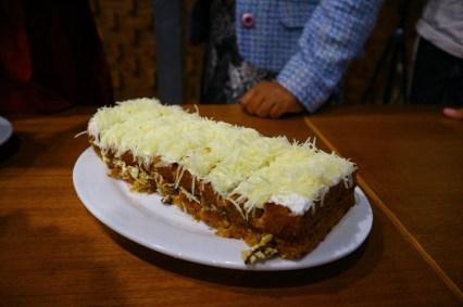 Carrot Cake Jogja Scrummy