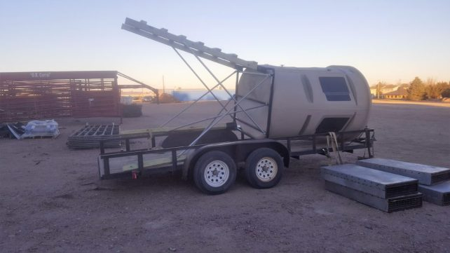 guns, bows, portable hunting stands, professional