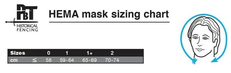 Fechtmasken PBT