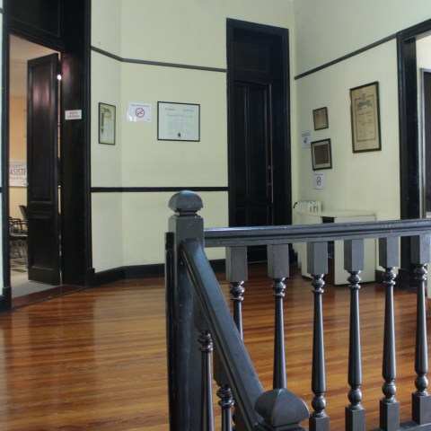 Casa Museo Bernardo Houssay 2017-2021