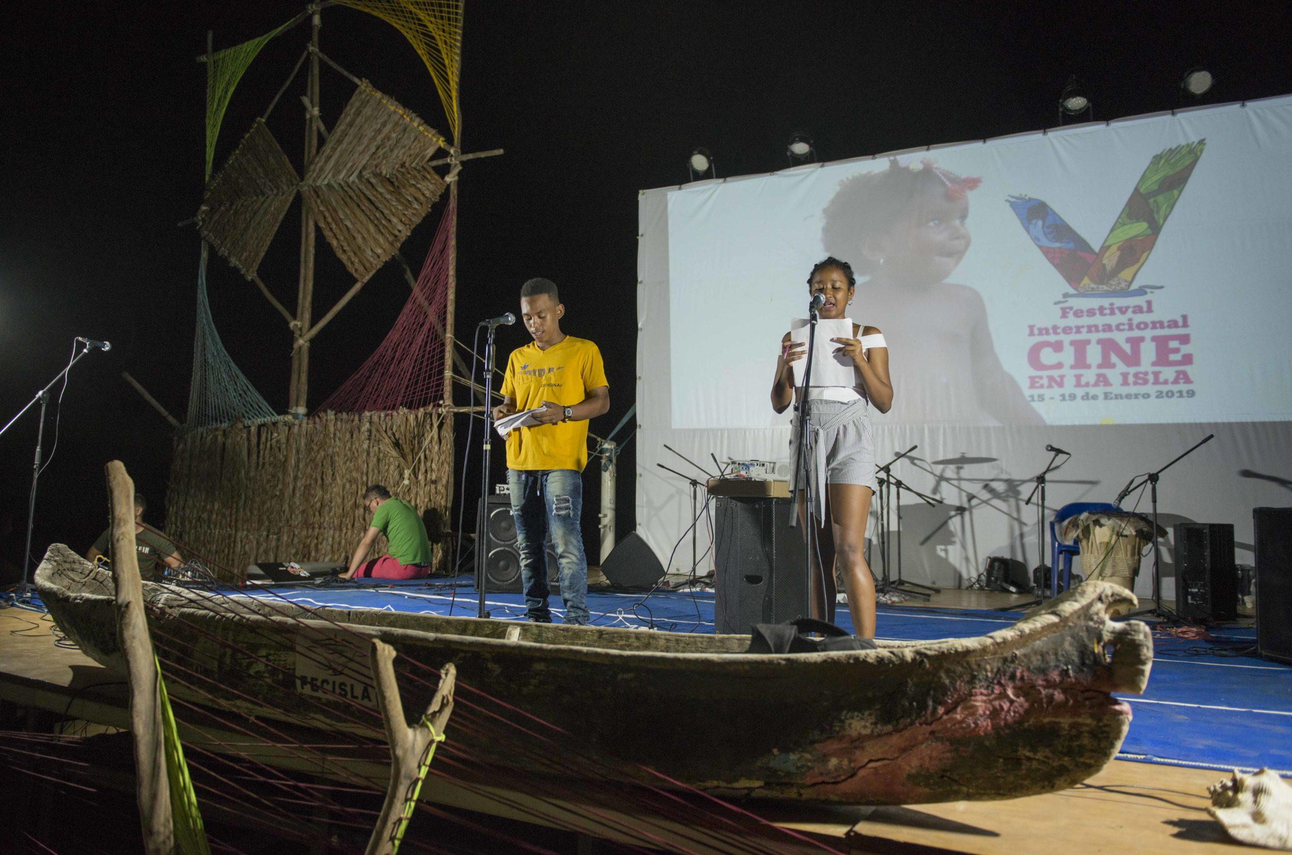 Galería fotográfica del Festival Internacional Cine en la Isla