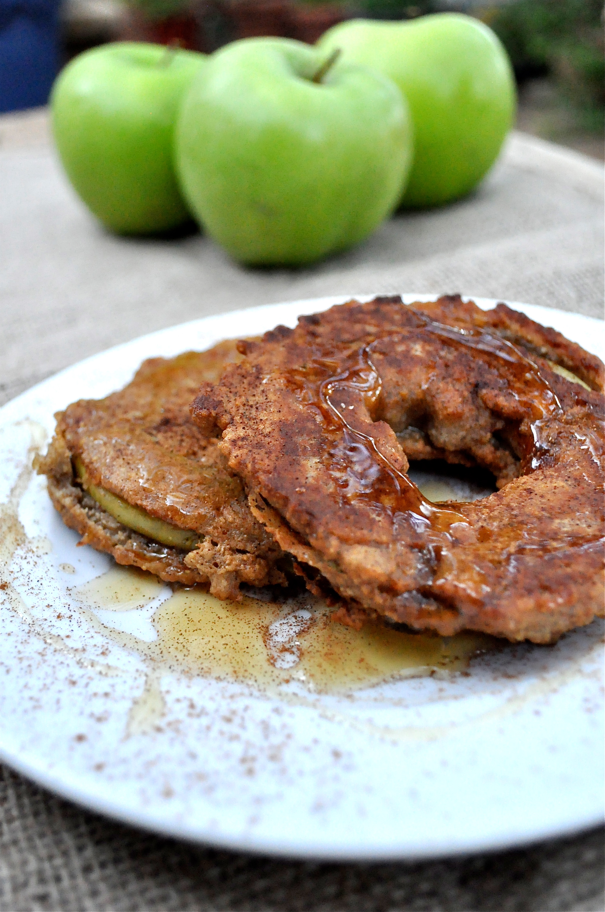 Paleo Apple Fritters Fed Amp Fit