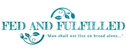 About Fed and Fulfilled - Learn more about this gluten-free and mostly paleo food blog! | fedandfulfilled.com