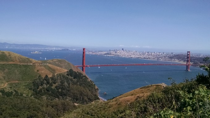 Gluten-Free in San Francisco - breath-taking views, exciting attractions, and glorious gluten-free food, all in one place! |fedandfulfilled.com