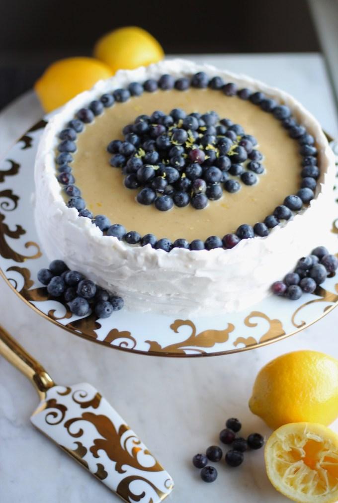 Aip Lemon Cake