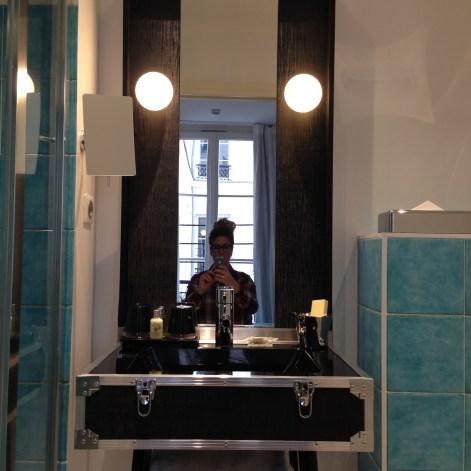 hotel bathrooms paris