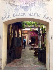black magic bar