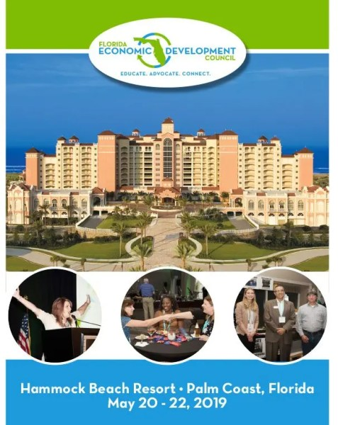 Learn about the Florida Economic Development Conference and