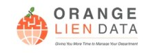 Orange Lien Data Logo