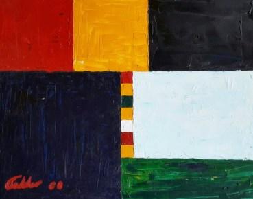 49 Oil on canvas 91 x 71 cm 2008