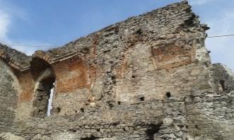 cetatea romanica deva 4