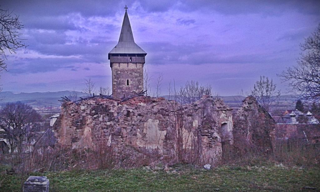 ruinele bisericii din jelna 1