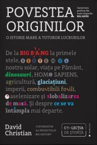 cronica de carte Povestea originilor