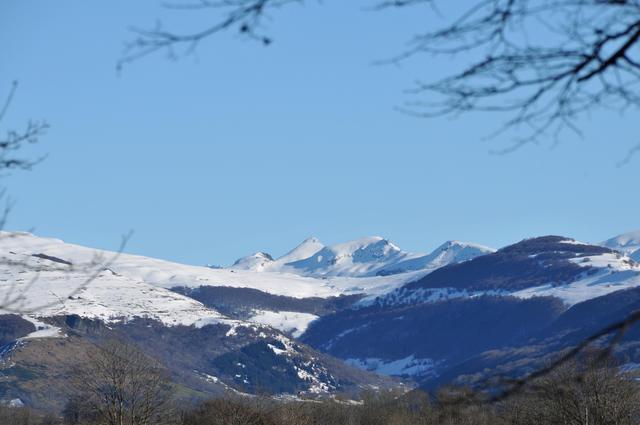 Monts du Cantal