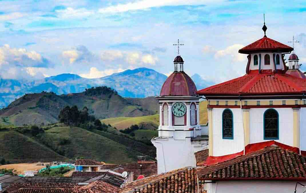 Colombia's Heritage Towns, Part 3: Aguadas