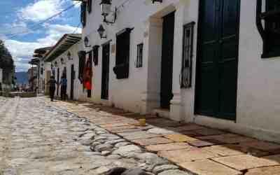 Colombia's Heritage Towns, Part 1: Villa de Leyva.