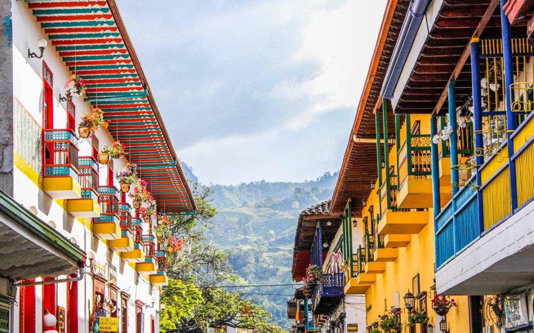 Colombia's Heritage Towns, Part 5: Jardín.