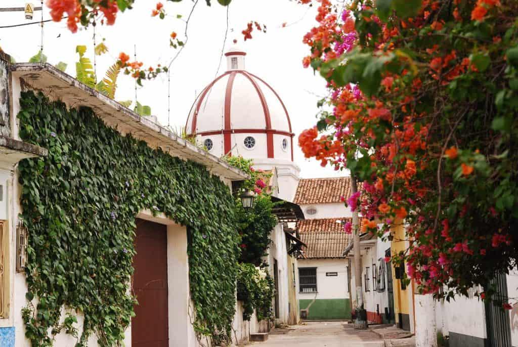 Iglesia señora del Rosario Honda