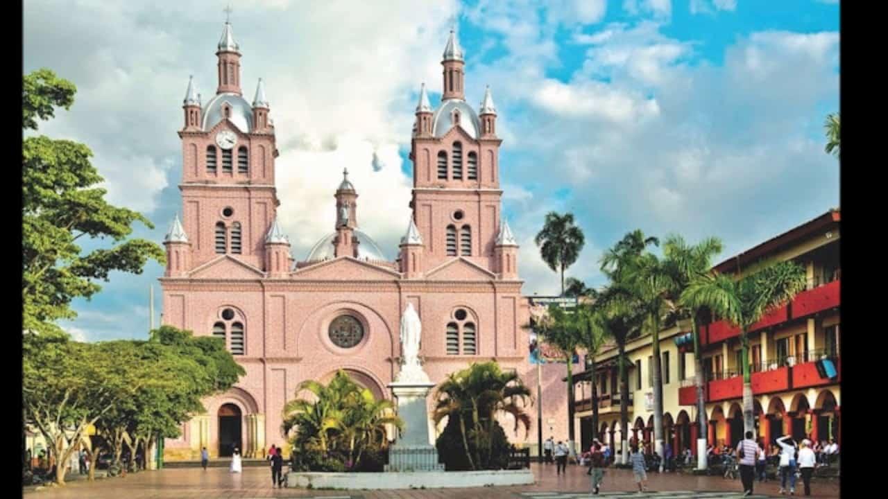 Buga Basilica