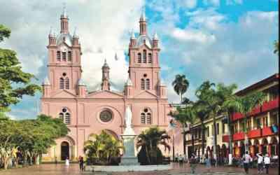 Colombia's Heritage Towns, Part 6: Guadalajara de Buga.