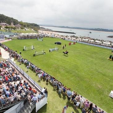 Este fin de semana vuelve el Concurso Hípico de Santander a La Magdalena