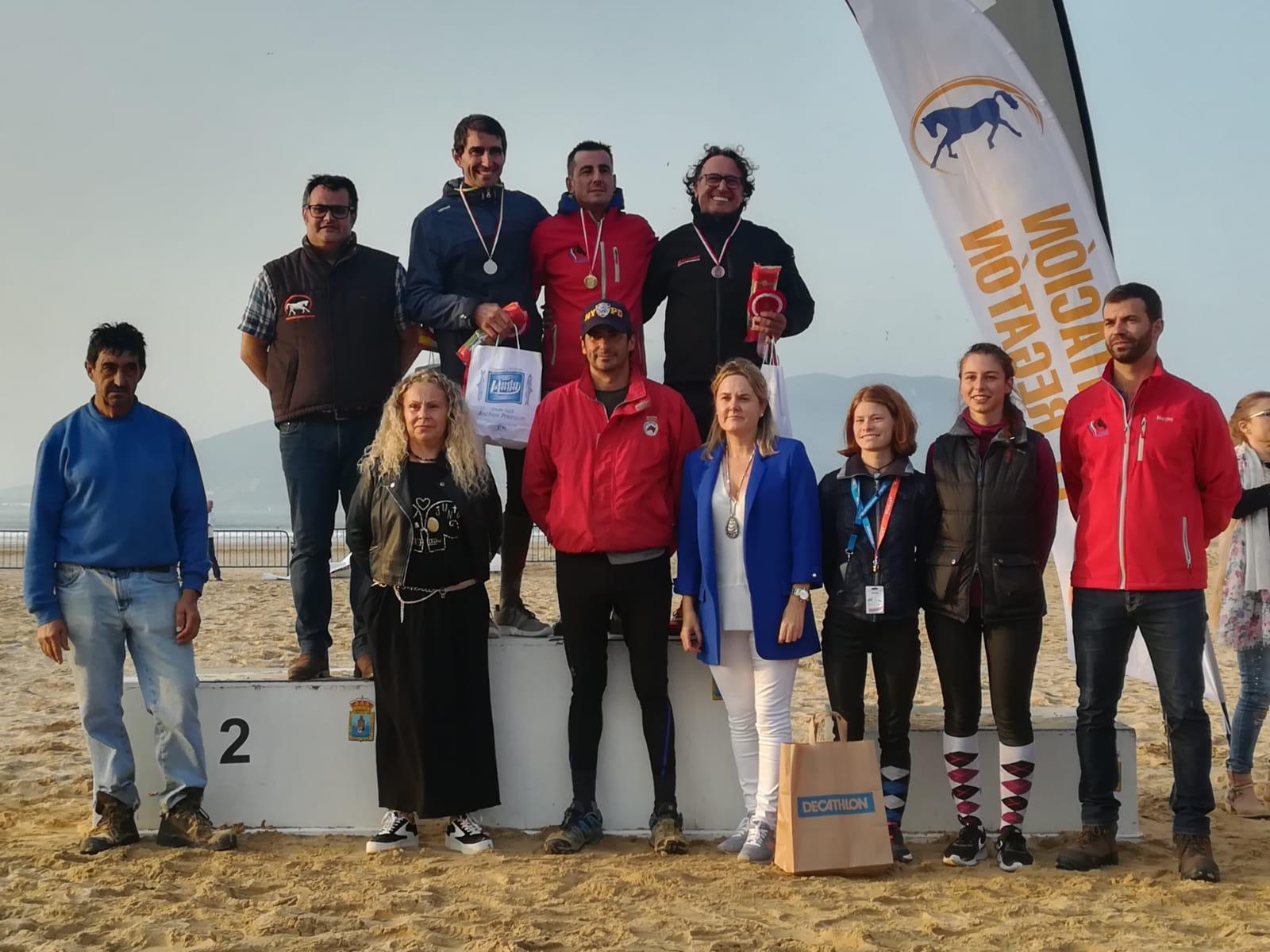 Laredo proclama a los campeones de Cantabria de Raid 2018