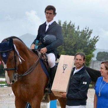 Pello Elordui, conquista el Gran Premio del segundo CSN de Laredo