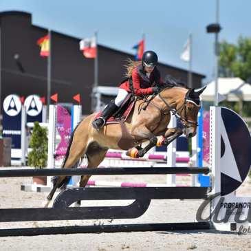 Los ponis, protagonistas en Heras Horses & Sports