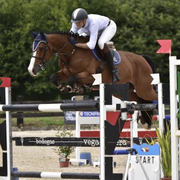 Éxito de participación en el Laredo Horse & Fun Week 2020