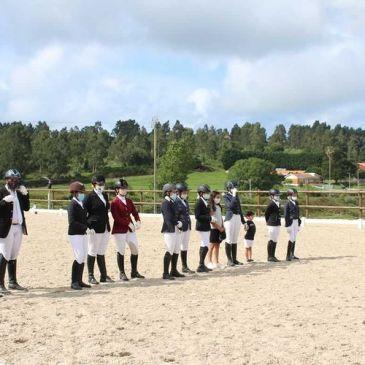 Equus Gornazo acogió la segunda sede de la Liga Cántabra de Doma Clásica 2021