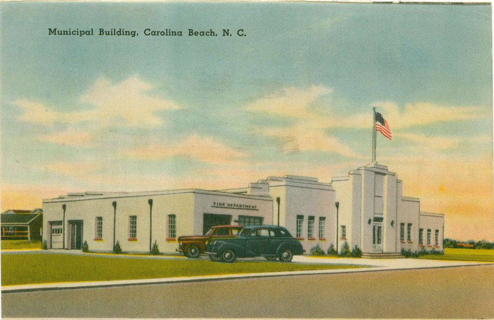 Carolina Beach Town Hall