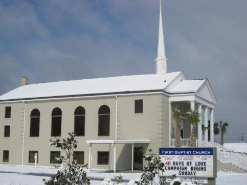 First Baptist Church of Carolina Beach